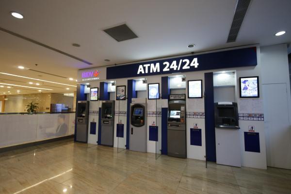 Dịch vụ ngân hàng tự động